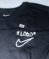 Nike X Off White Black Logo T Shirt Xl Virgil Abloh Off Campus Nyc