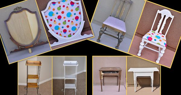 Furniture ideas painted furniture ideas for diy furniture painting - Sytycd Week 8 All Things Thrifty Likes Junk