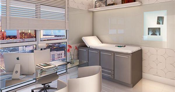Decoraci n y dise o en consultorios m dicos ideas para for Diseno decoracion espacios