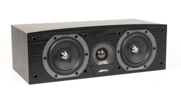 Jamo C60 Cen Center Channel Speaker Single Black By Jamo 227 97 Home Theater Speakers Wireless Streaming Home Audio