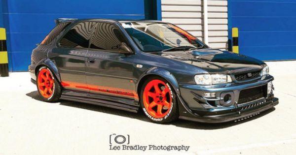 Subaru Impreza Sti Wagon Gf8 Subaru Wrx Wagon Subaru Impreza Subaru Impreza Sti