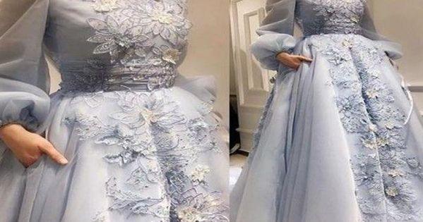 أبرز موديلات فساتين السهرة المطرزة بـ الترتر موضة ربيع 2021 شبكة الصحراء إقرأ ايضا نعرض لكم زوارنا أهم وأحدث Prom Dresses Prom Dresses For Sale Sweet Dress