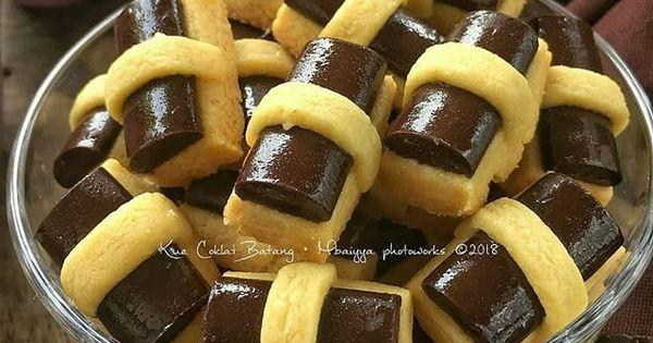 Kue Coklat Batang Ala Mbaiyya Bahan 200 Gram Butter 50 Gram Margarin 80 Gram Gula Halus 2 Kuning Telur Bahan Kering Resep Kue Kue Lebar Kue Kering Mentega