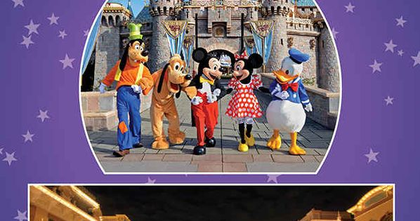 Great tips for your next, or first, Disneyland trip!