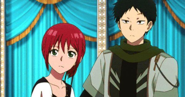 Akagami No Shirayuki Hime Season 2 Snow White With The Red Hair Obi And Shirayuki