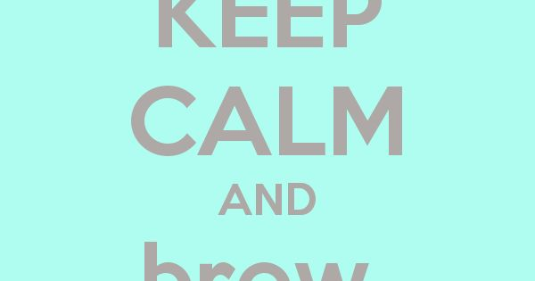 KEEP CALM AND Brew Tea