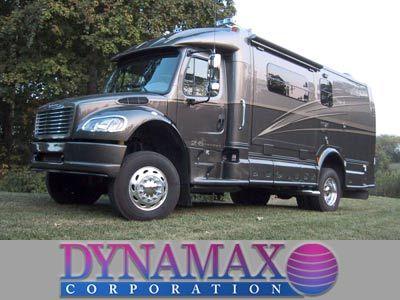 Dynamax Op Freightliner 4 X 4 Casa Rodante
