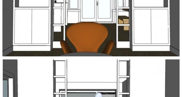 Kamer en suite in jaren 30 woning interieur design by for Jaren 30 stijl interieur
