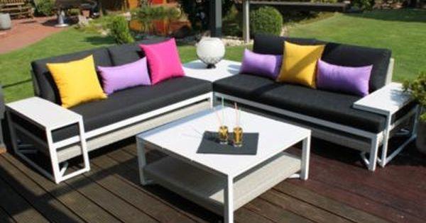 Leco Loungegruppe Style Jetzt Bestellen Unter Https Moebel Ladendirekt De Garten Gartenmoebel Loungemoeb Lounge Mobel Balkon Loungemobel Garten Lounge Mobel