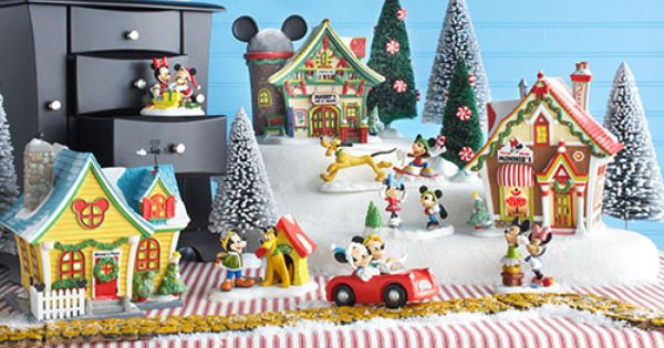Department 56 4027599 Disney Village Mickeys House 6.46 inch