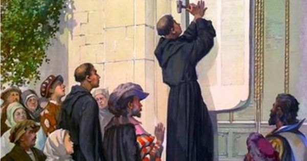 martin luther 95 theses result The 95 theses of martin luther 1 when our lord and master jesus christ said, repent (mt 4:17), he willed the entire life of believers to be one of repentance.