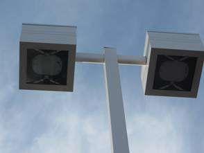 Led Shoebox Fixtures Led Parking Lot Lights Retrofit Led Lights Led Lights