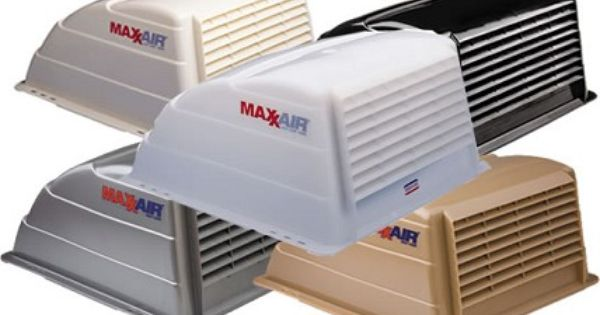 Maxxair Rv Roof Vent Cover Translucent White 14 X14 Roof Vent Covers Roof Vents Vent Covers
