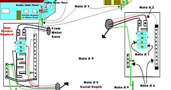 Http Garagelightinghq Com Wp Content Uploads 2014 11 Garage Wiring Diagram Jpg Detached Garage Detached Garage Designs House Wiring