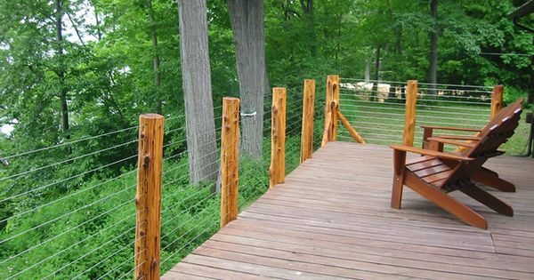 Timber Frame Tools 187 Rustic Wooden Deck Railing Rustic