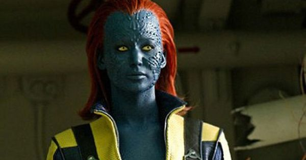 X Men First Class Mystique Trailer X Men Jennifer Lawrence X Men Mystique