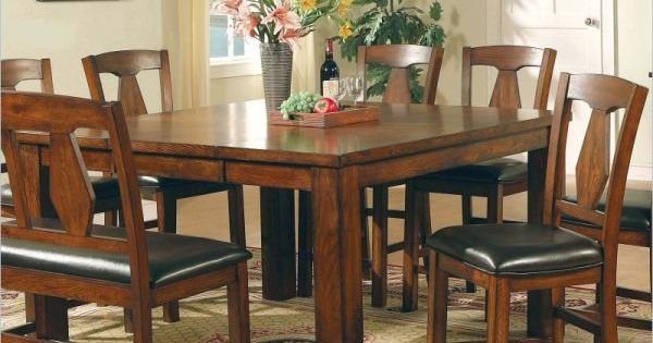 Lakewood 5 Pc Counter Height Dining Set By Steve Silver For The Home Pinterest