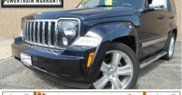 For Sale 2011 Jeep Liberty Limited Jet 4x4 W A Sky Slider Roof