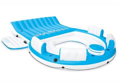 Toys Ile Gonflable Bouee Piscine Gonflable