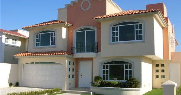 Dise o de casas modernas americanas para m s informaci n Casas modernas americanas