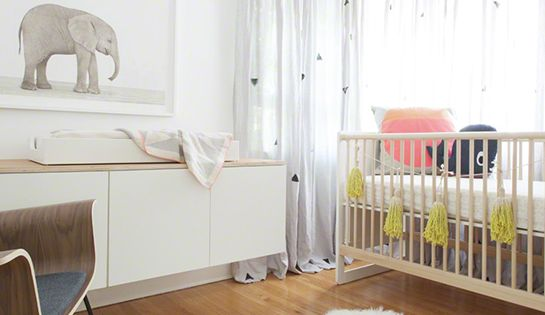 Decoraci n para el cuarto del beb cuarto del beb - Decoracion habitacion del bebe ...