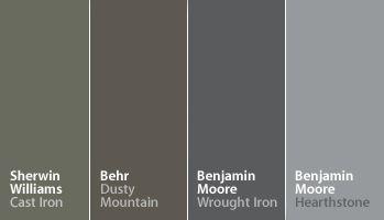Good Questions What S The Paint In Lauren S Apt On The Hills Benjamin Moore Wrought Iron Media Room Paint Colors Benjamin Moore Exterior