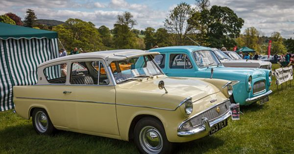 Ford Anglia Ford Anglia Vintage Cars British Cars