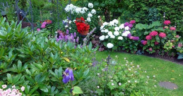 Mittelbeet Garten Mini Garten Gartengestaltung