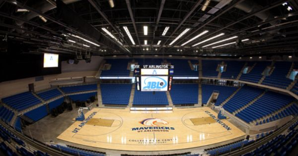 Ut Arlington S College Park Center Sports Arena Basketball Park College Park