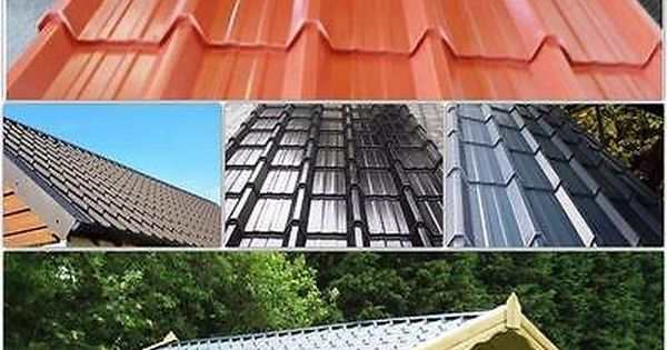 Box Profile//Corrugated//Tile Effect roofing sheets ***Offer***We Manufacture***