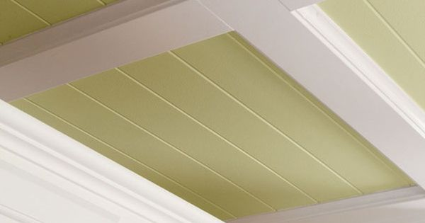 Cover popcorn or other ugly textured ceilings : For the Home : Pinterest : Kitchen ceilings ...