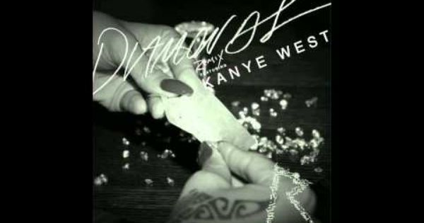 Rihanna Ft Kanye West Diamonds Remix Kanye West Diamonds Wedding Jewelry Photography Rihanna Diamonds
