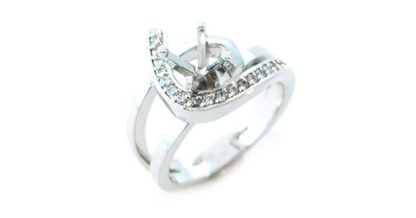 14K semi mount you to pick your own diamond Gordon Jewelers 660 88