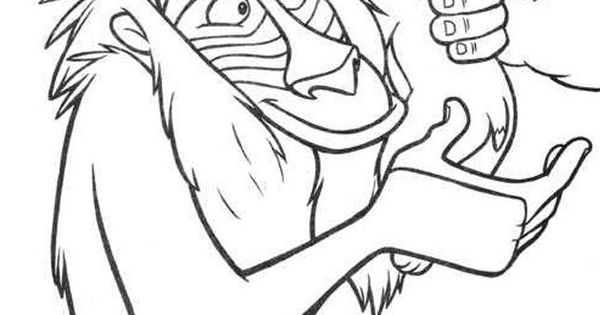 King Coloring Pages Pinterest Coloring And Lion