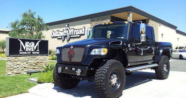 international mxt 4x4 outlaw offroad international mxt every man 39 s dream truck punchpin. Black Bedroom Furniture Sets. Home Design Ideas
