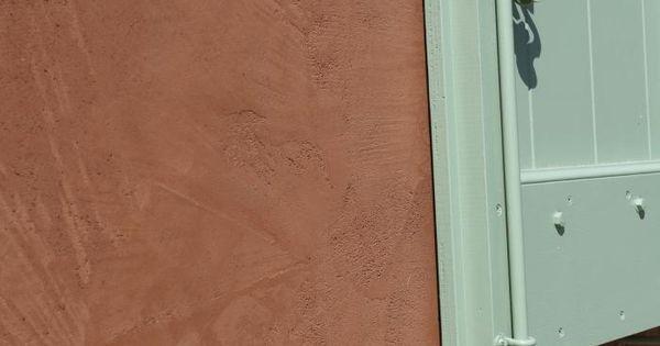 façade chaux enduit extérieur facade Pinterest Facades