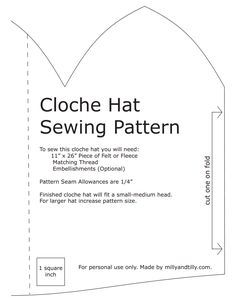 48 Free Crochet Hat Patterns   FaveCrafts.com