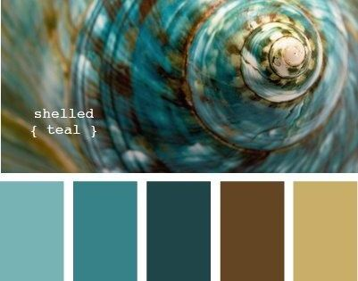 General Paint Colour Of The Year Teal