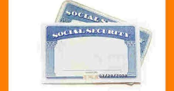 Blank Social Security Card Template Download 6 Blank Social Security Card Template Download Card Templates Free Card Templates Printable Social Security Card