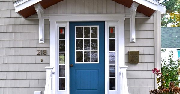 Refuge by Sherwin Williams | Favorite Paint Colors Blog