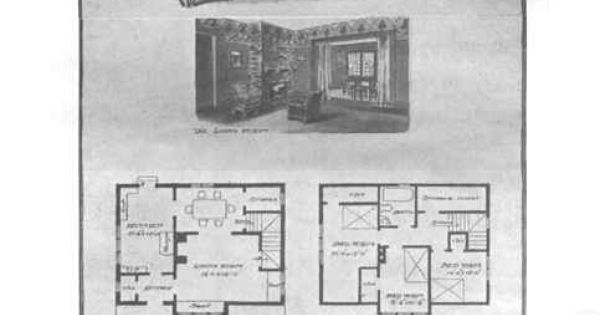Craftsman Homes Gustav Stickley Bungalow Love