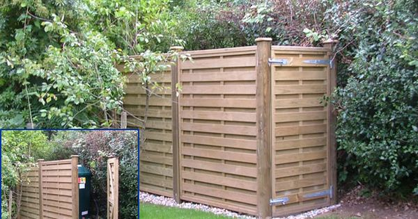 timber palisade designs pinterest screens and fence panel