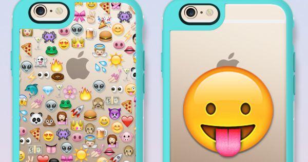 Talk Emoji To Me! Shop These Emoji Cases On Our Website