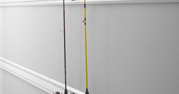 Fishing Rod Holder Home Theme Nautical Saltwater