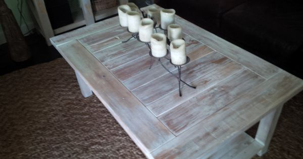 Distressed Coffee Table By Shuggsshop On Etsy