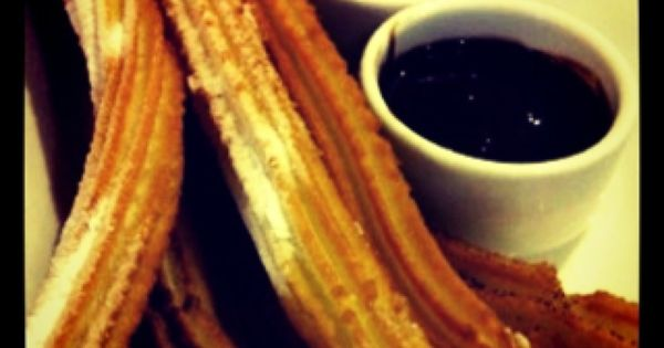 bisque butternut bisque churros with spiced chocolate bisque recipes ...