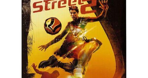 Fifa Street 2 Gamecube Game Fifa Gamecube Games Playstation 2