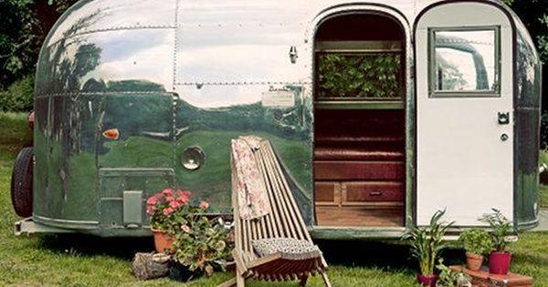 Airstream Trailers Ruggedthug Airstream Trailers Vintage Travel Trailers Vintage Camping