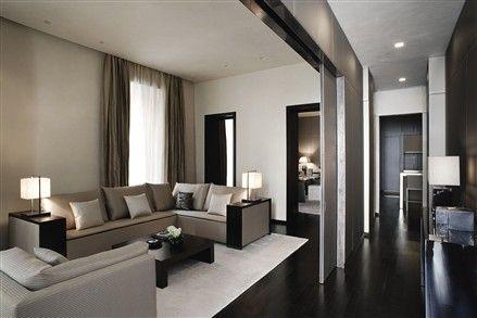Cavour 220 Armani Designed Residences In Rome Interior Design Minimalist Home Decor Interior Design Services
