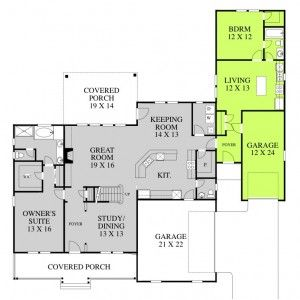 In Law Suite Floor Plans Adding An In Law Suite Designing Your Perfect House Multigenerational House Plans In Law House Basement House Plans